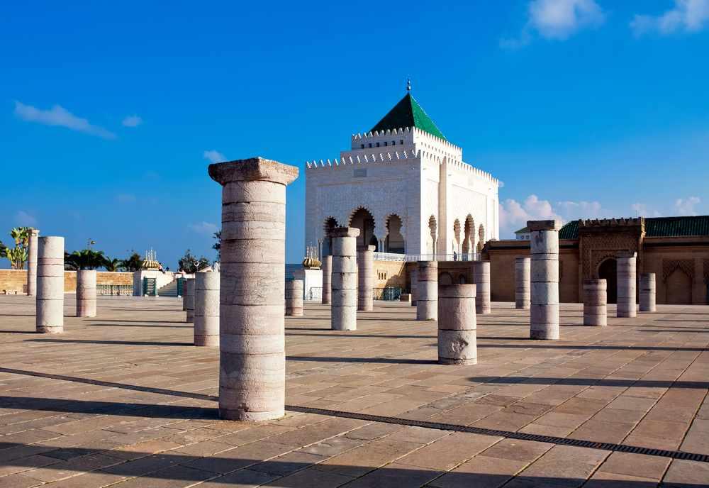 mausoleo V rabat