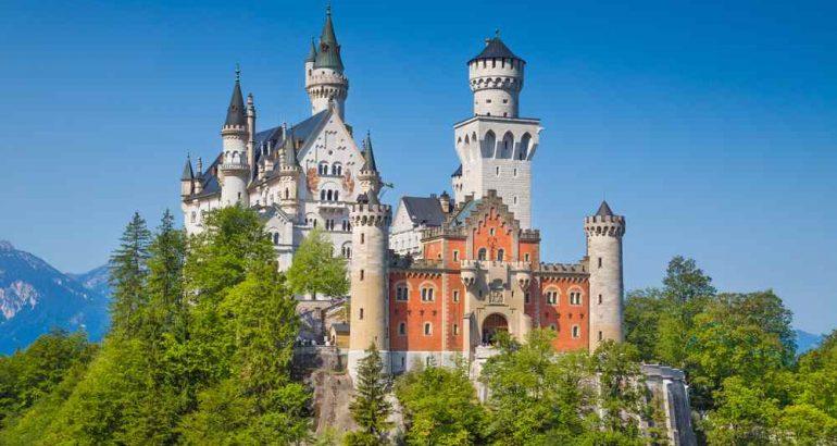 castello di fuessen Neuschwanstein