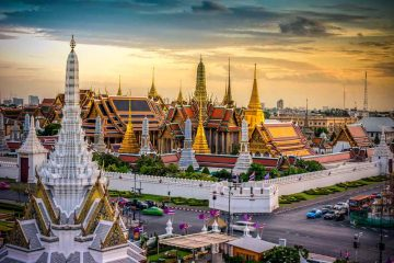Bangkok: città del sorriso e del cibo in strada tra profumi e colori