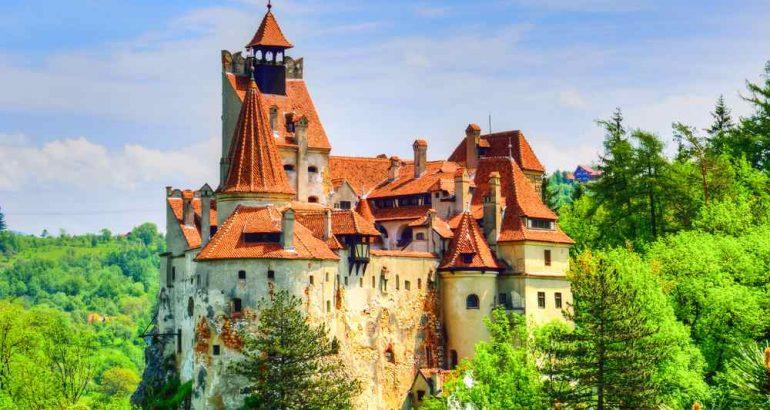 Brasov castello di Dracula