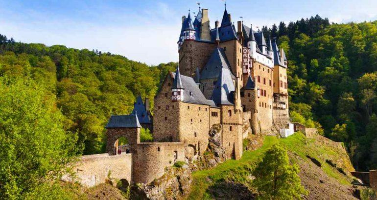 coblenza eltz castello