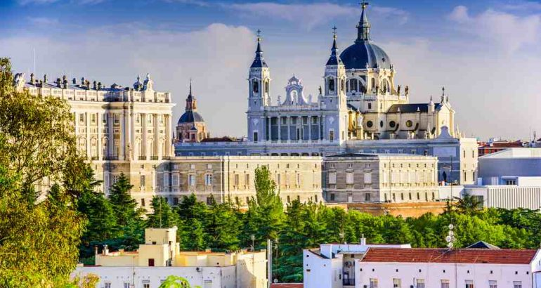 Madrid Cattedrale