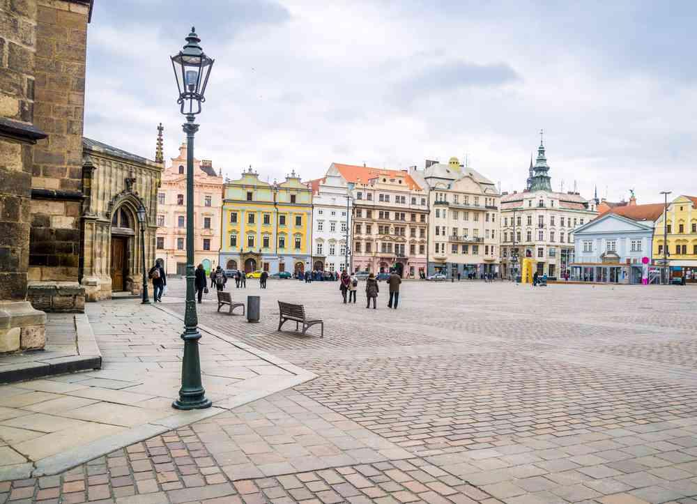 piazza plzen