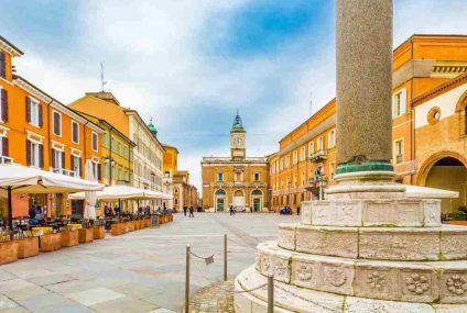 Ravenna in un week end, fra mare e mosaici