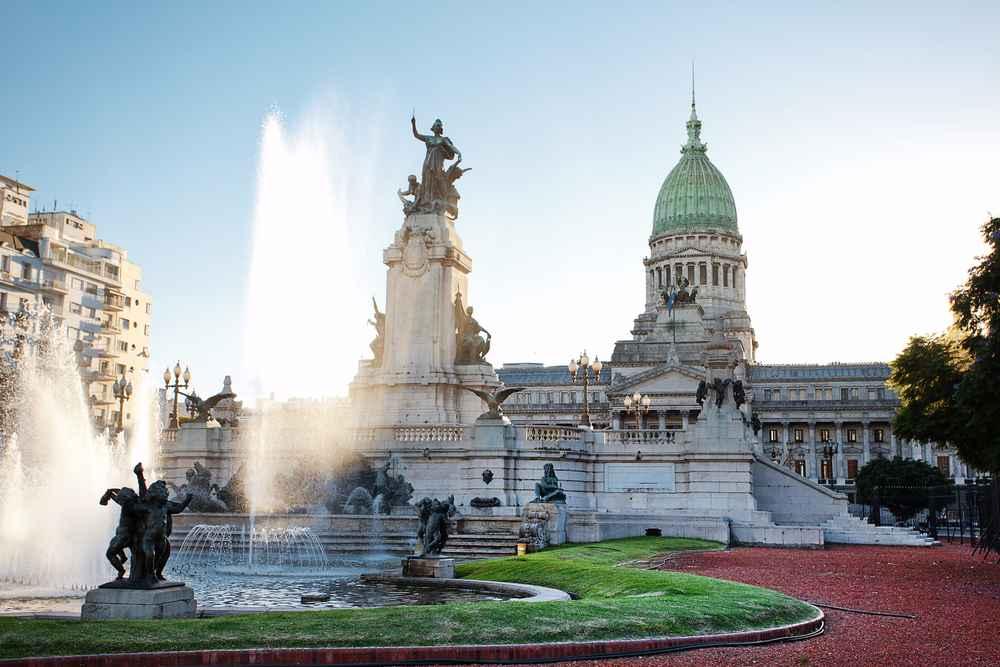 centro storico Buenos Aires