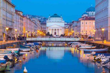Trieste, cuore della Mitteleuropa