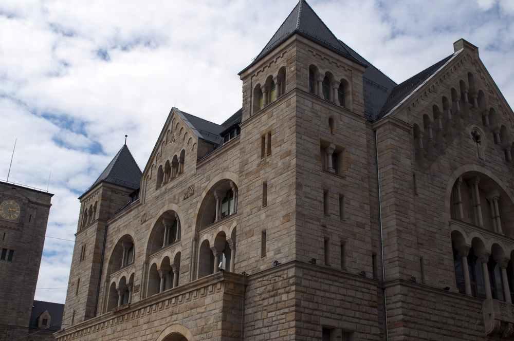 il castello di Poznan