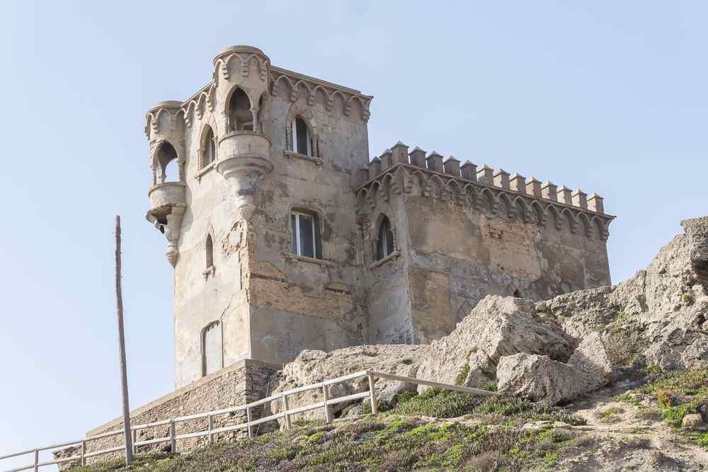 castello di Santa Catalina a Cadiz