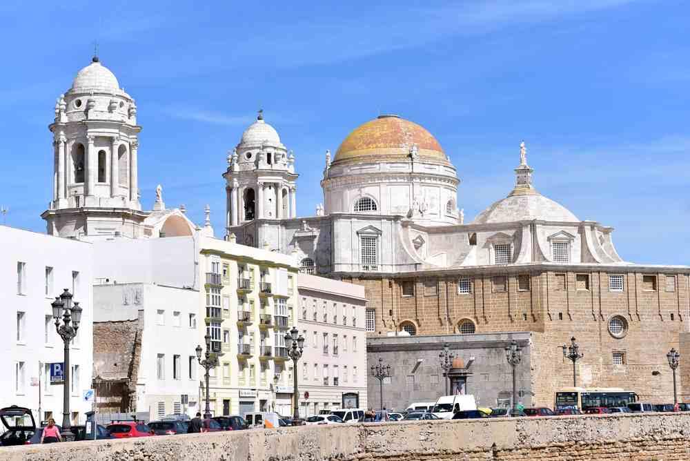 cattedrale nueva Cadiz