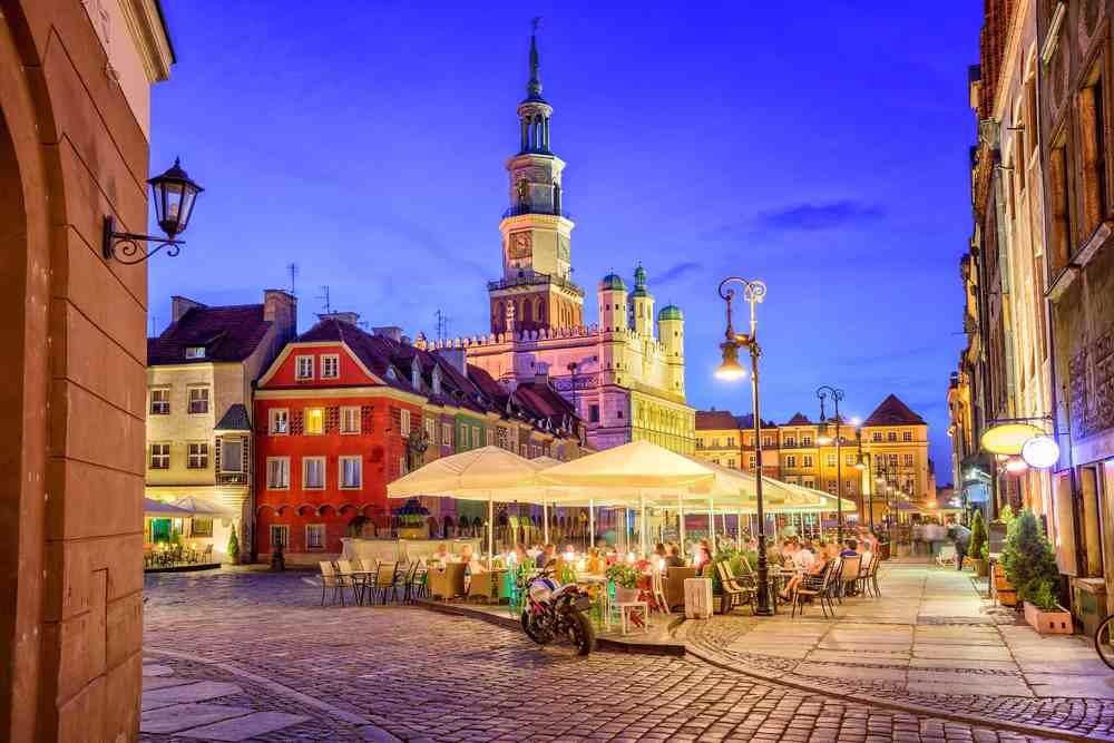 mercato di Poznan