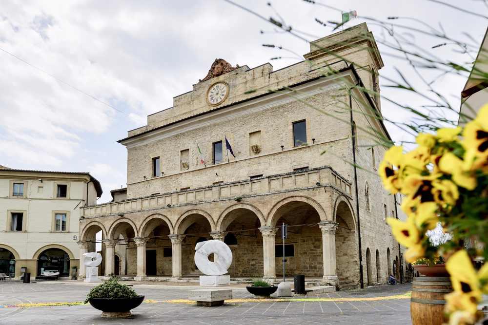 edificio a Motefalco
