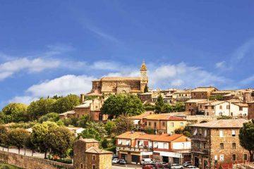 Montalcino, il borgo medievale sospeso nel tempo