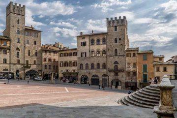 Arezzo, tra buon cibo e atmosfere rinascimentali
