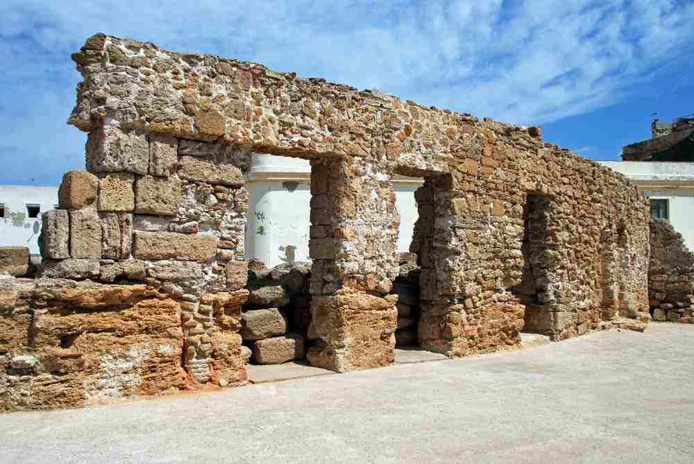 teatro romano a Cadiz