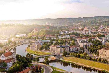 Vilnius, una meta insolita che vi conquisterà