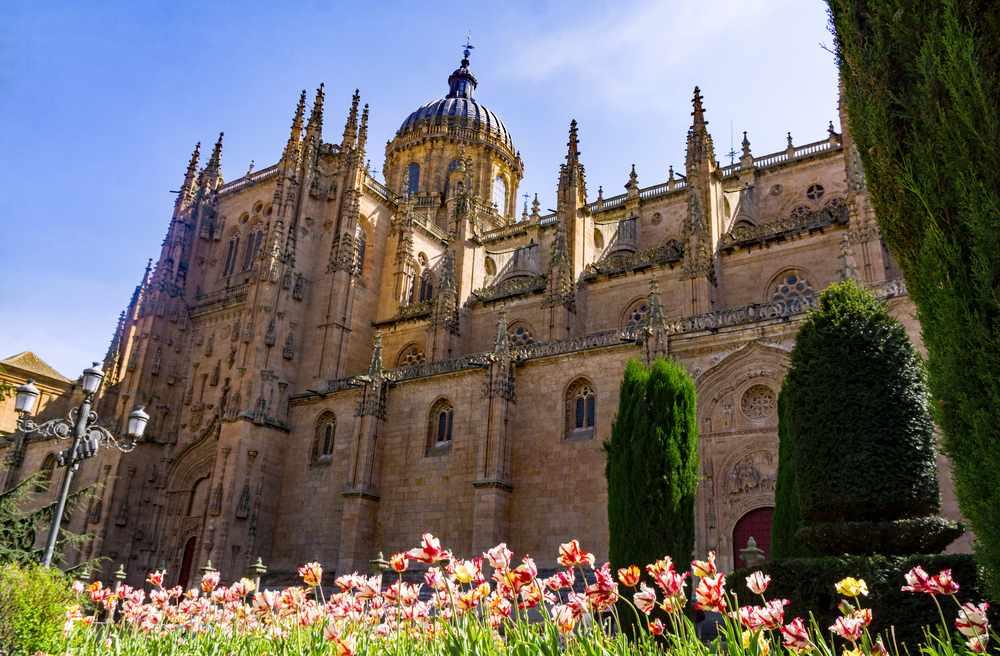 salamanca cattedrale