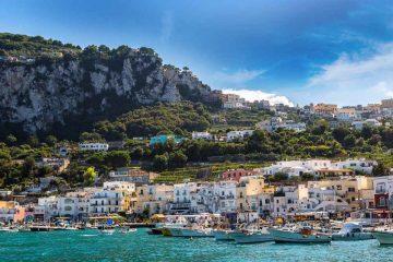Capri, l'isola azzurra
