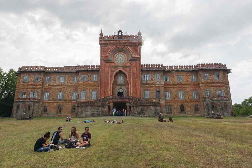 parco castello di sammezzano