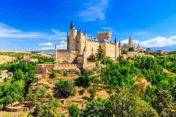 Alcazar di Segovia: tra storia e magia