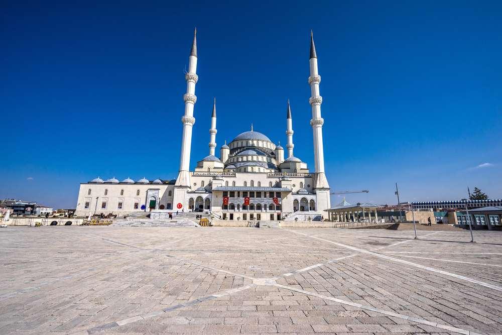 ankara moschea