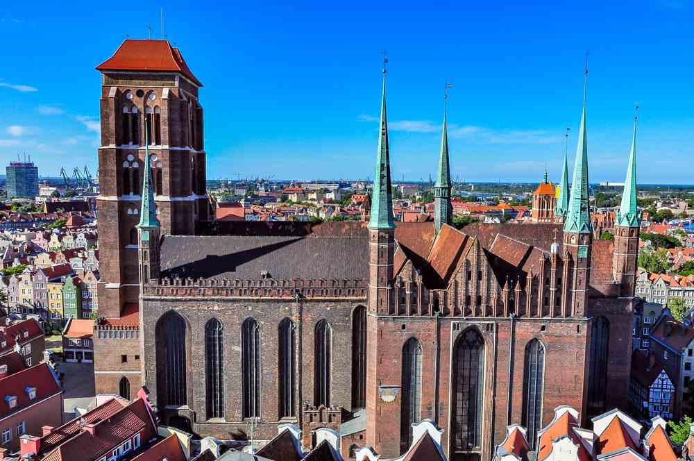 chiesa di Danzica