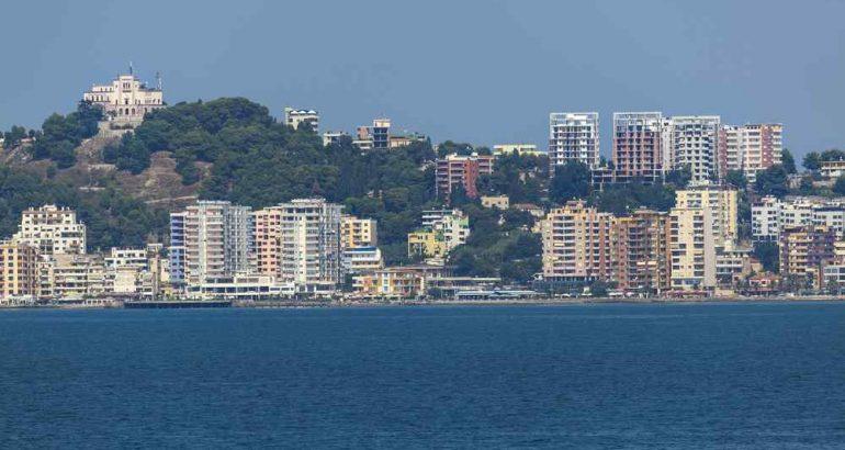 panorama Durazzo