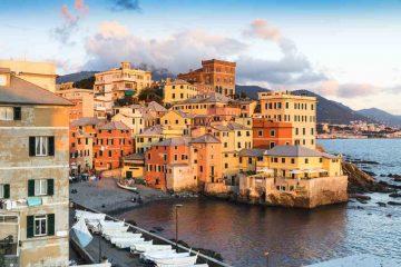 Genova tra Porto Antico e i palazzi dei Rolli