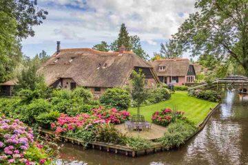 Giethoorn: 10 cose da fare e da vedere