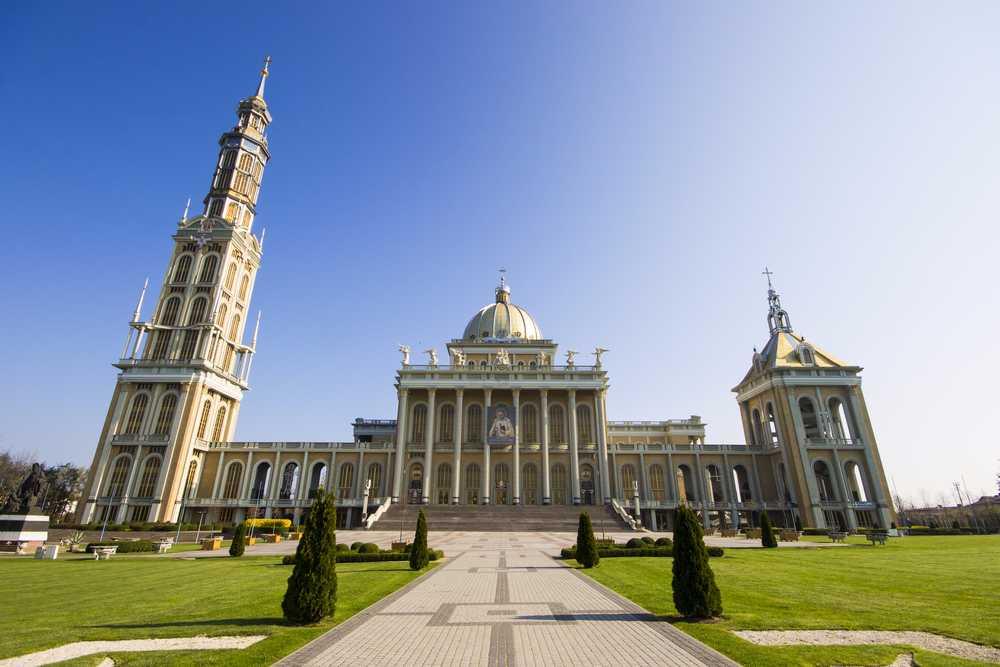 chiesa lichen in Polonia