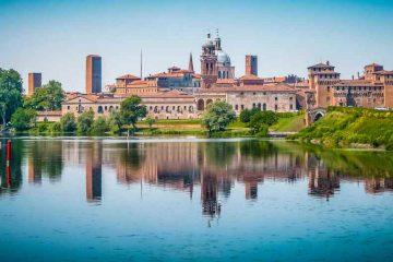 Mantova da Palazzo Ducale a Palazzo Te