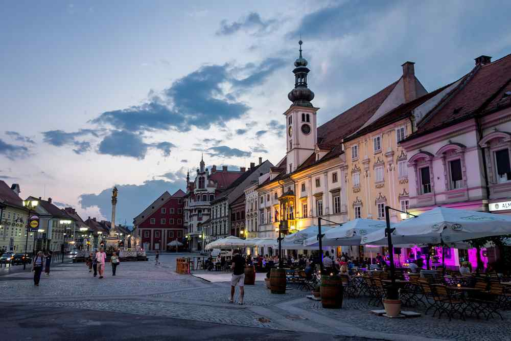 Maribor centro
