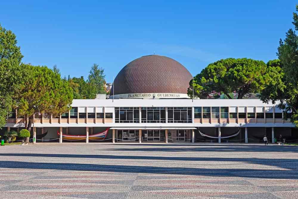 Lisbona planetario