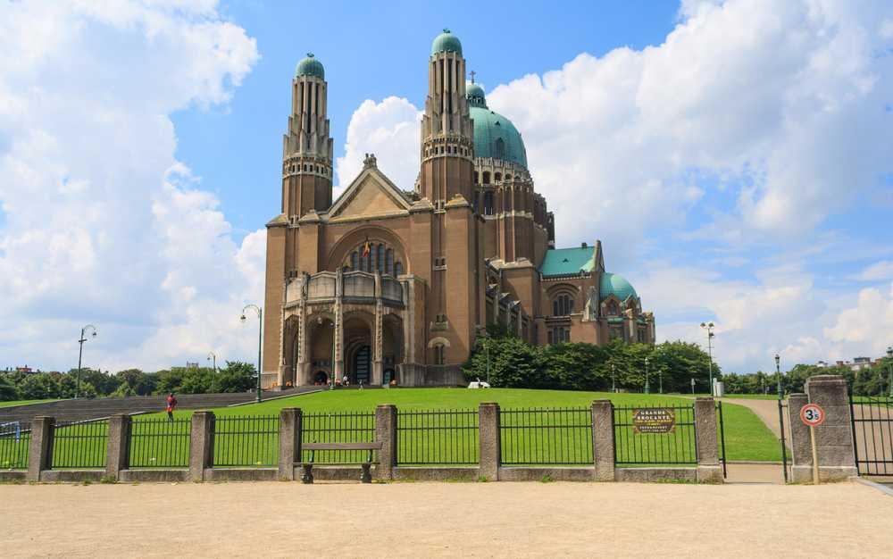 basilica sacro cuore in Belgio