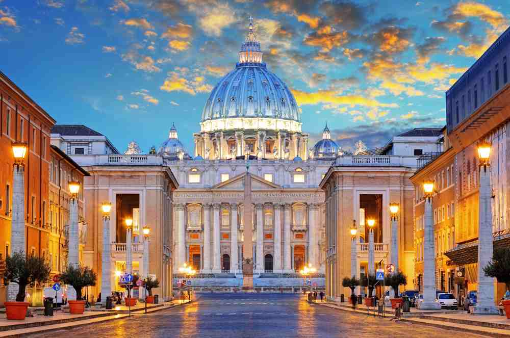 san Pietro Roma