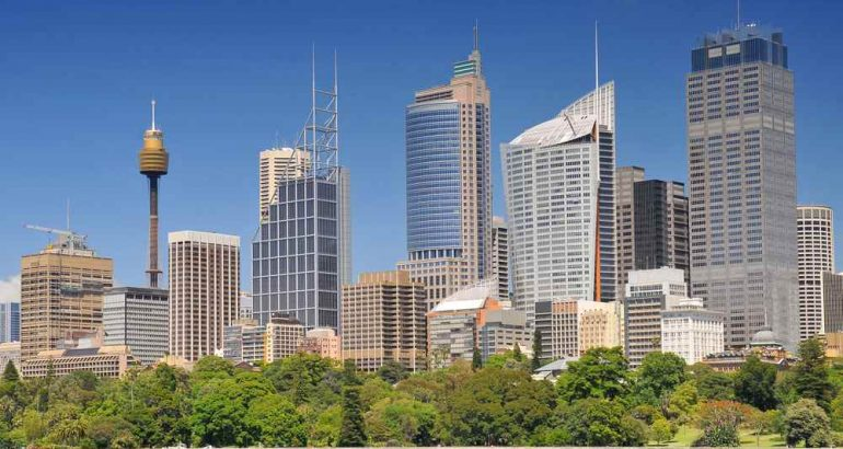 Sidney panorama