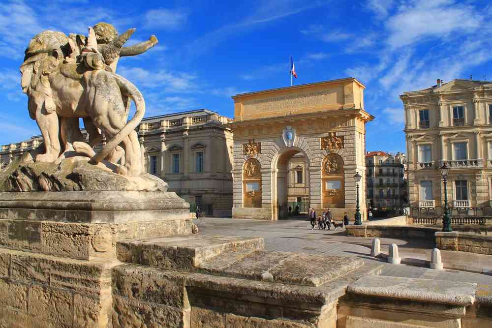 arco Montpellier
