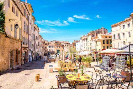 Aix-en-Provence, la Musa della pittura impressionista