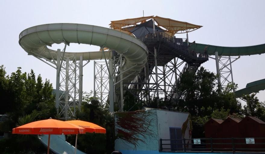 Aquafan vicino Rimini