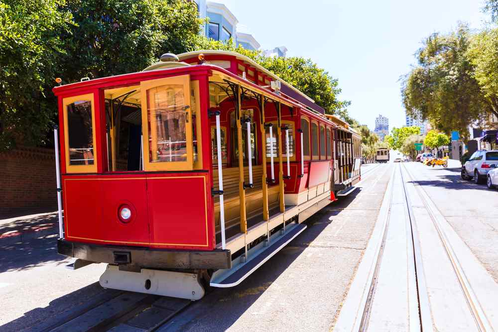 le cable car di San Francisco