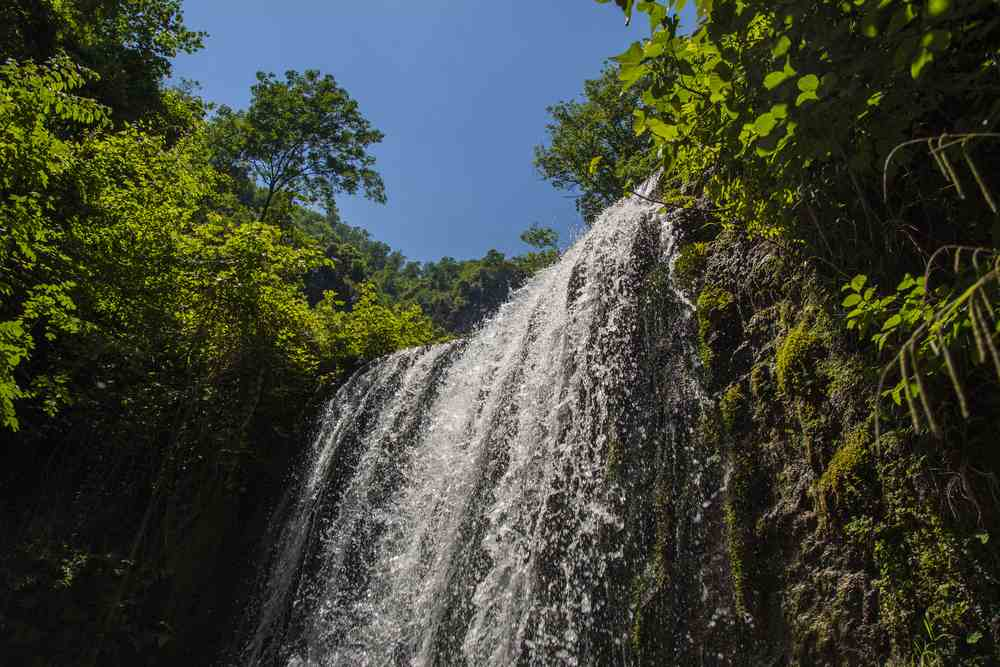 cascata ferriere Amalfi
