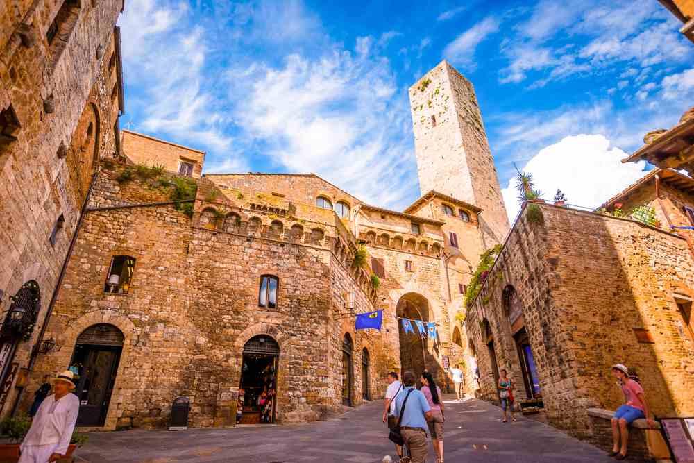 centro di San Gimignano