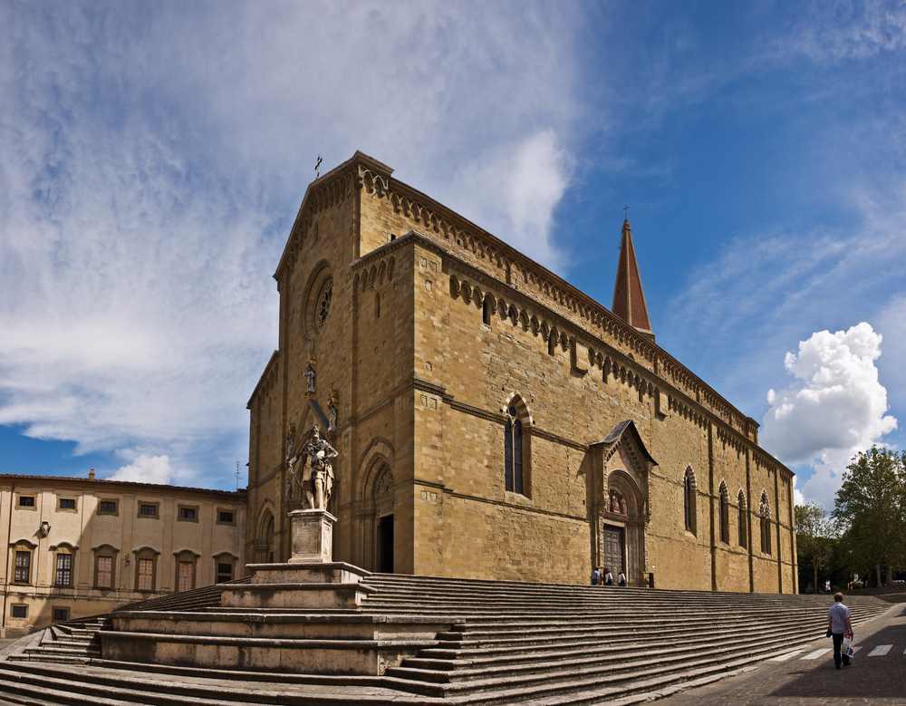 duomo San Donato ad Arezzo