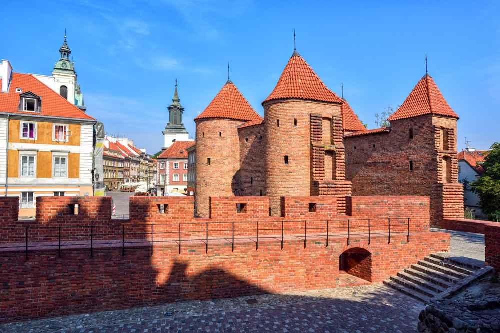 forte di Varsavia