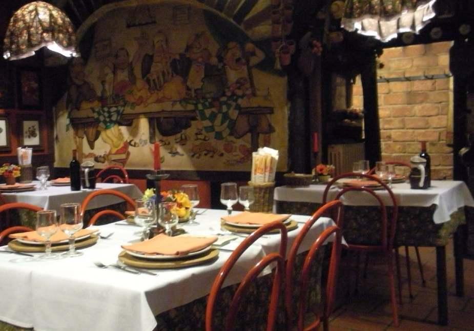 ristorante lo convento ad Arnad