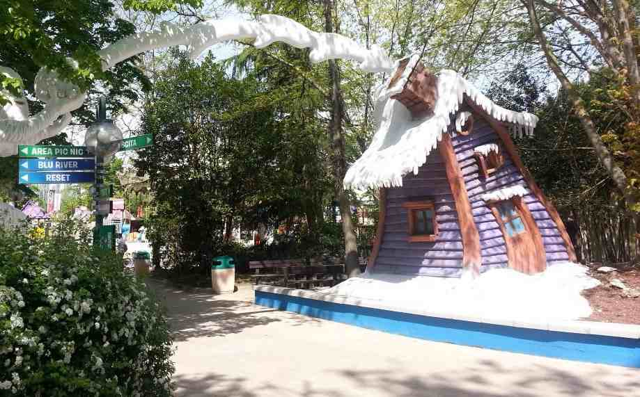 parco di Mirabilandia