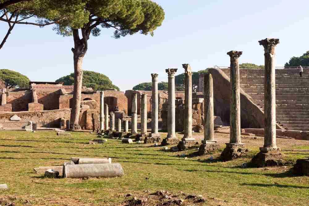ostia antichità