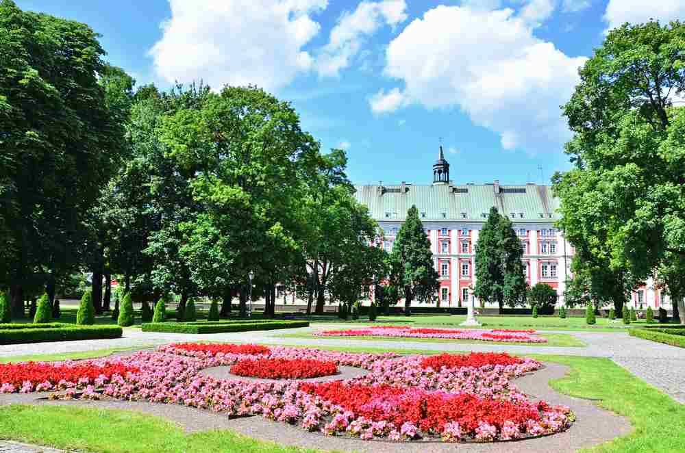i parchi di Poznan