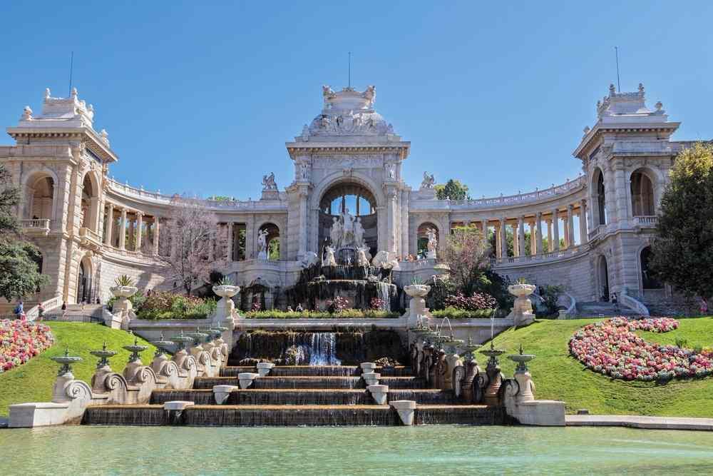palazzi a Marsiglia