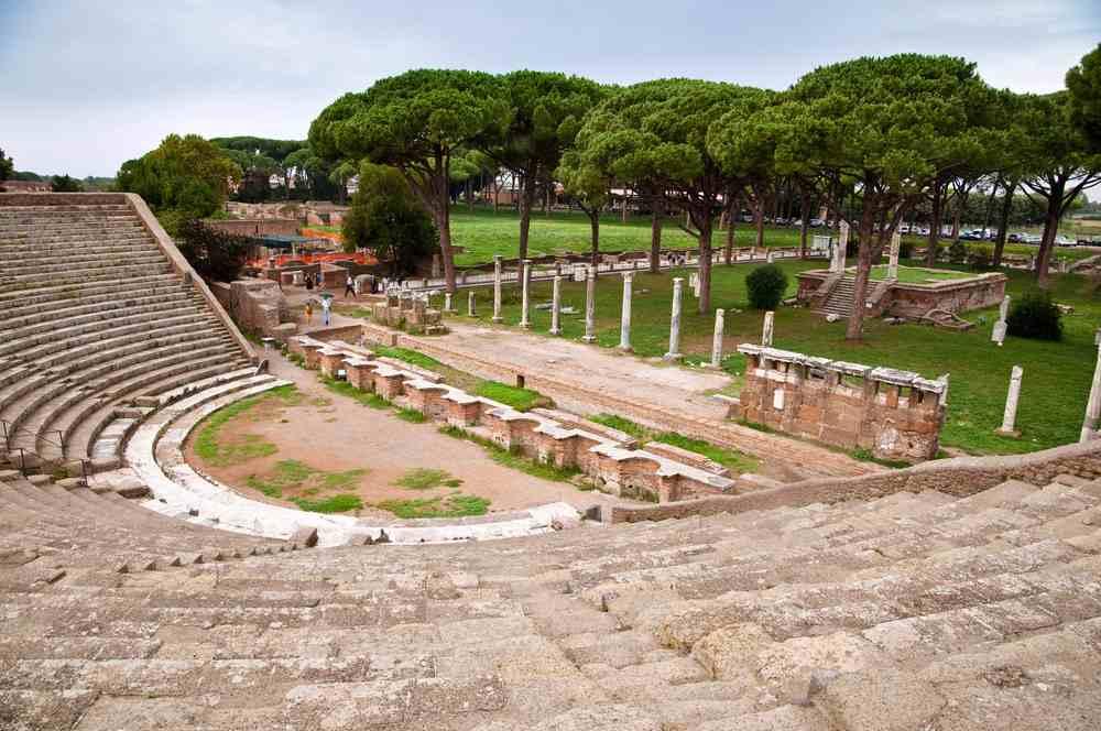 anfiteatro di Ostia