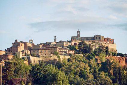 Montepulciano, borgo antico dove sorge il vino nobile